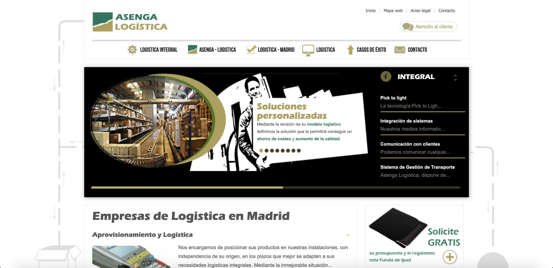 Asenga Logistica