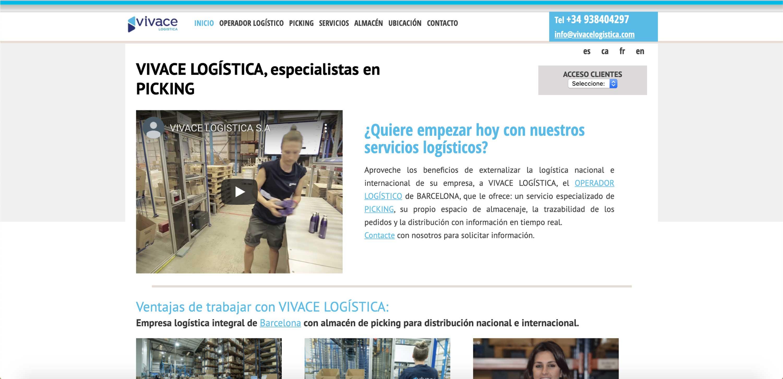 Vivace Logistica Barcelona
